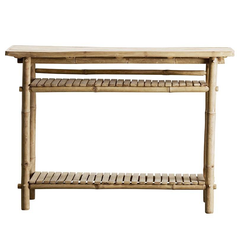Consola Silven, bambú