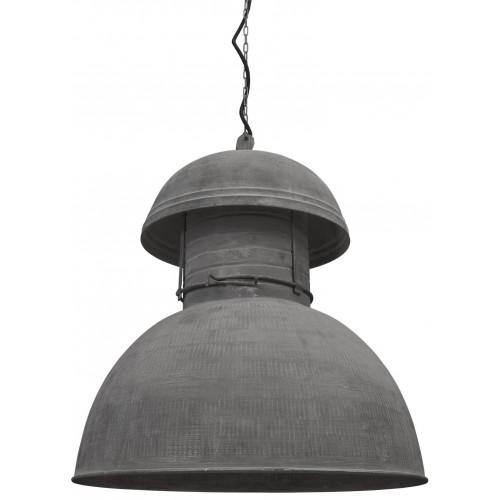 Lámpara Warehouse XL Gris Rústico