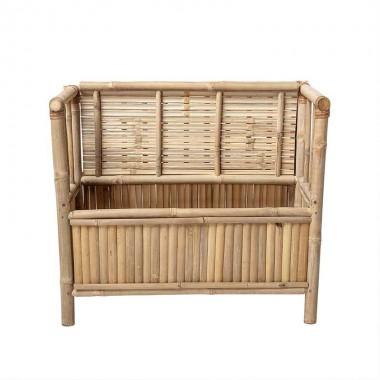 Banco Sole, bambú 82cm
