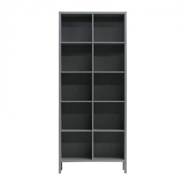 Librería Laura, gris