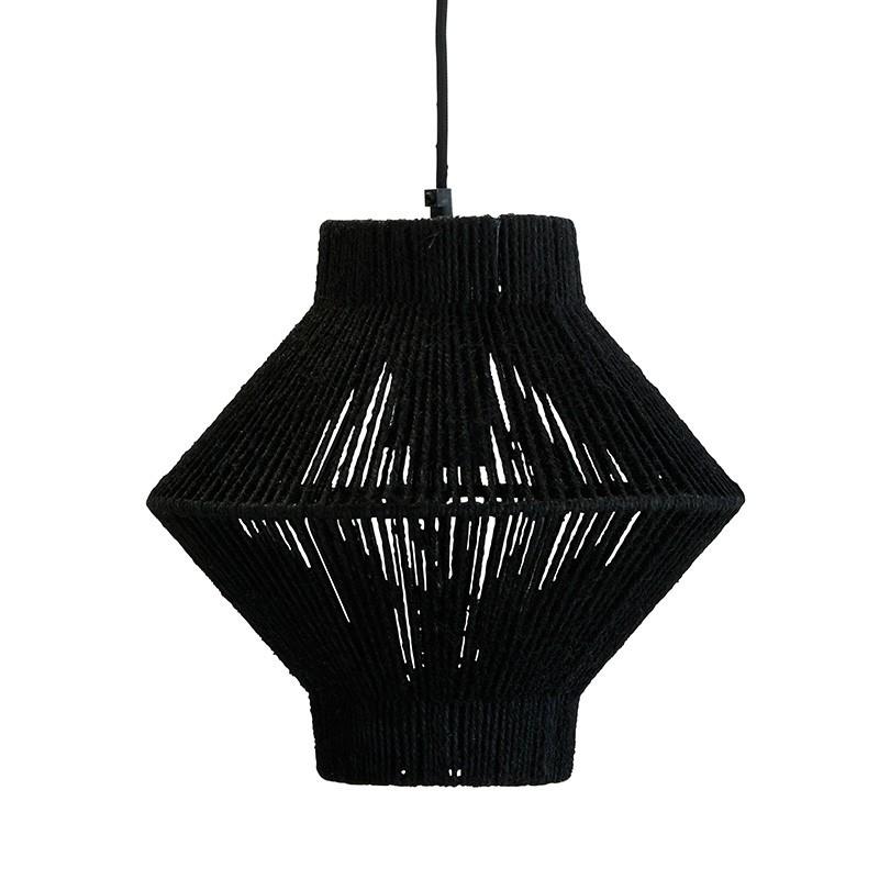 Lámpara Kuiba, negro