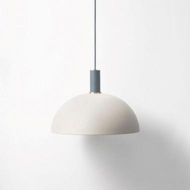 Lámpara Low, azul