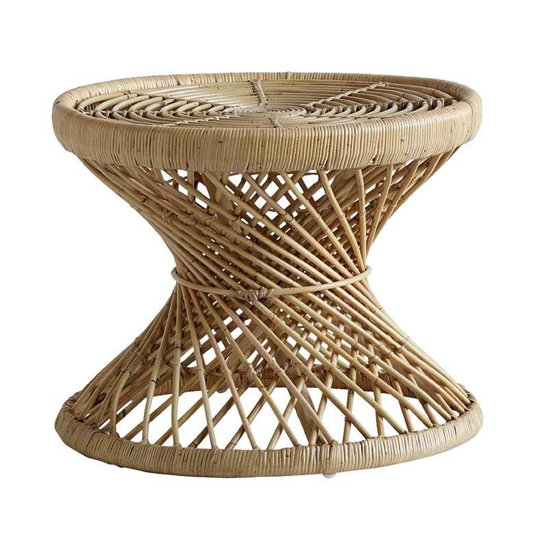 Mesa Palm ratán Ø60cm