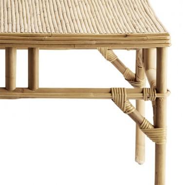 Mesa auxiliar Farlo, 70 x 70cm