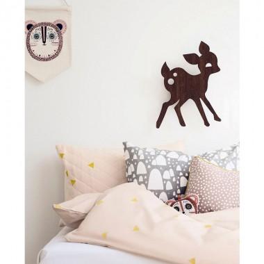 Aplique madera, Deer