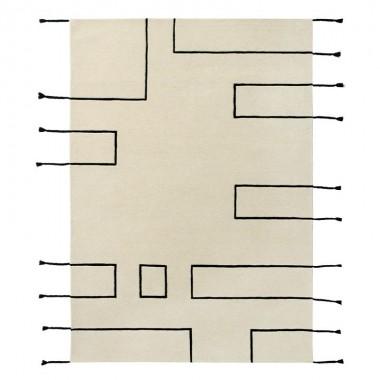 Alfombra Wool nordic, 170x240cm