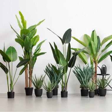 Planta artificial Agave