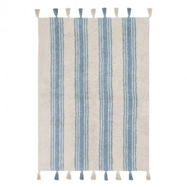 Alfombra Nile blue, 120x160cm