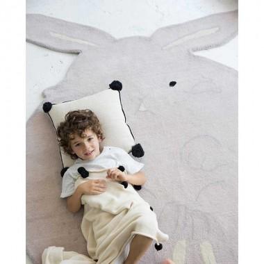 Alfombra Wool Bunny, 150x200cm