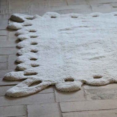 Alfombra Lace beige 120x160cm