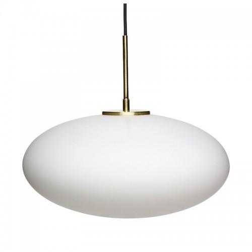 Lámpara Selania, blanco