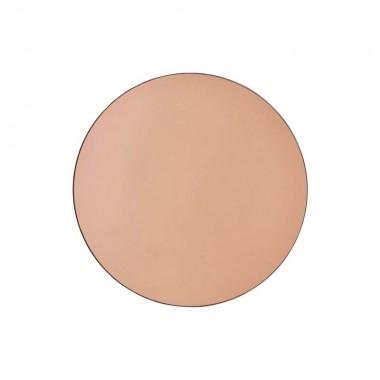 Espejo Vieste rosa Ø50cm