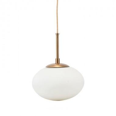 Lámpara Opal blanco Ø22cm