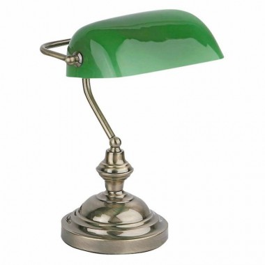 Lámpara sobremesa Bank