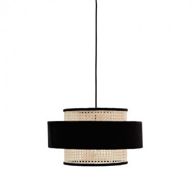 Lámpara de techo Covet, negro