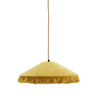 Lámpara de techo Velvet, amarillo