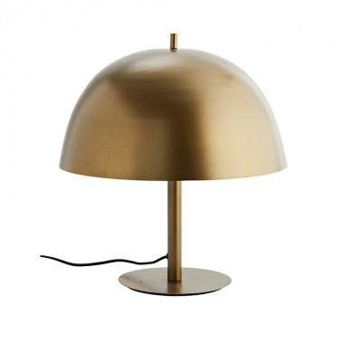 Lámpara sobremesa Basil, bronce