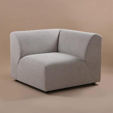 Sofá modular Element, gris