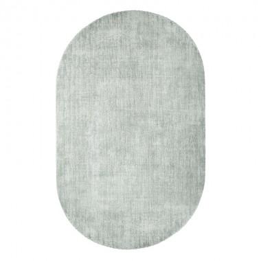 Alfombra Oval mint 150x240cm