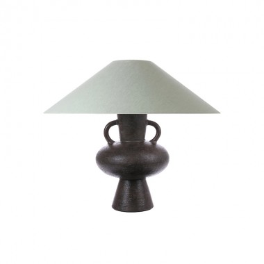Base lámpara sobremesa Amphora L, grafito