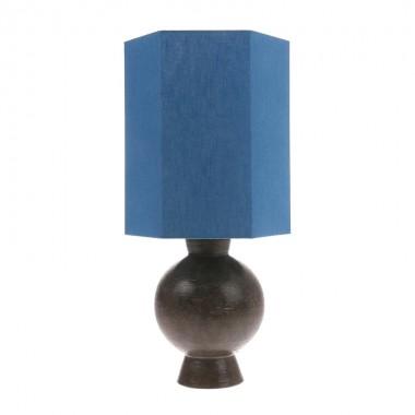 Base lámpara sobremesa Amphora M, grafito
