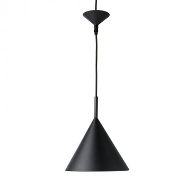 Lámpara Angle M, negro