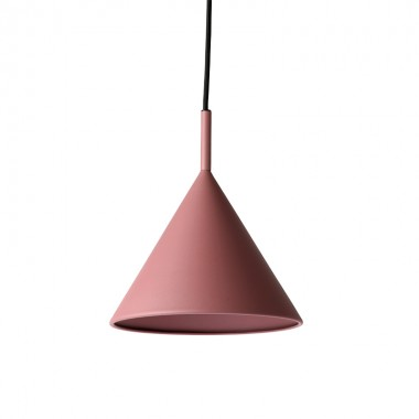Lámpara Angle M, morado