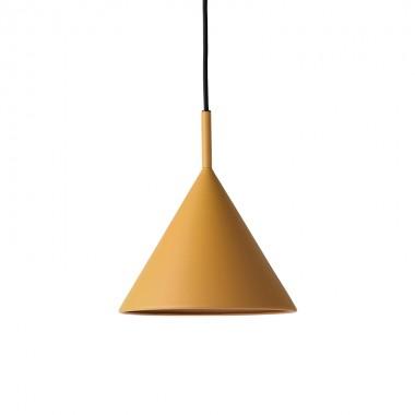 Lámpara Angle M, ocre