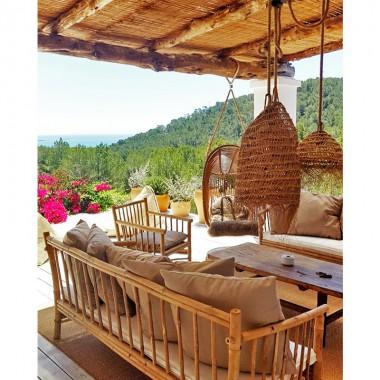 Sofá Bambú L