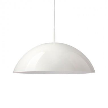Lámpara techo Cupola, blanco