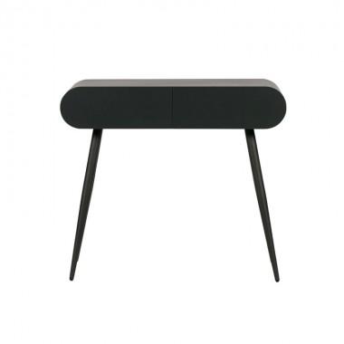 mesa auxiliar negro