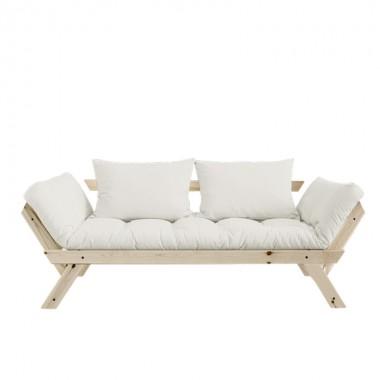 Sofá cama Be-Bop, natural