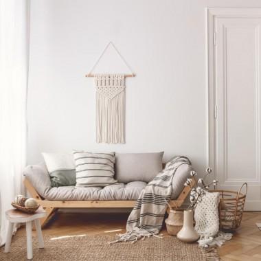 Sofá cama Be-Bop, lino