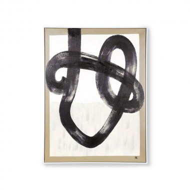 Cuadro abstracto Organic