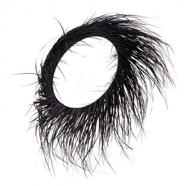 Espejo Sun negro, L