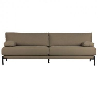 Sofá Sleeve, marrón verdoso