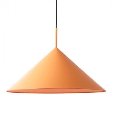 Lámpara Angle L, naranja