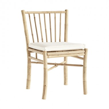Silla Native, blanco