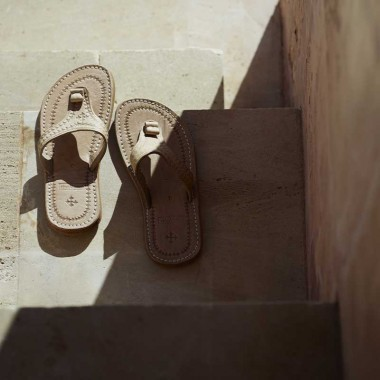 Sandalia Morocco, niños
