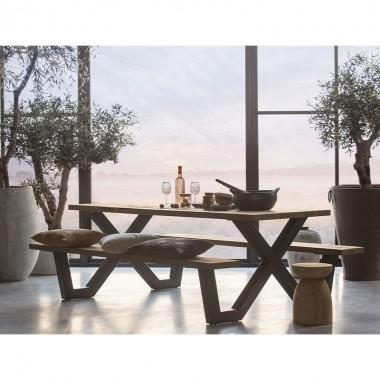 Mesa de picnic para exterior