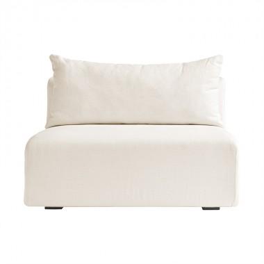 Módulo base sofá modular