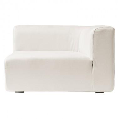 Módulo izquierda curvo sofá modular