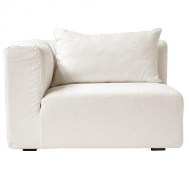 Módulo derecha esquinero sofá modular