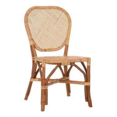 silla dee comedor de ratán
