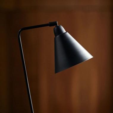 Lámpara sobremesa Game, negro