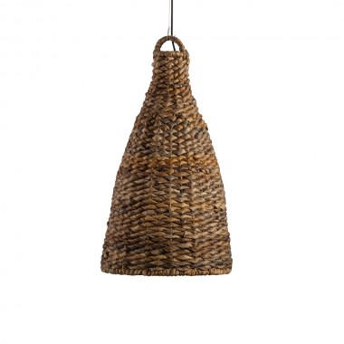 Lámpara de techo Abacá Ø41cm