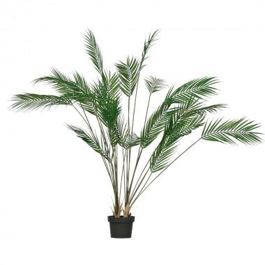 Planta artificial Palmera, verde