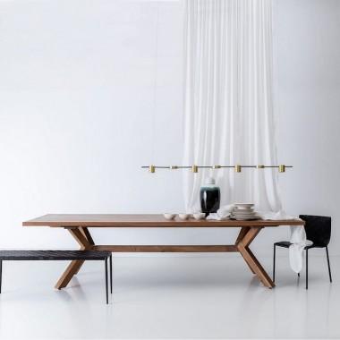 Mesa de comedor Suar 300cm