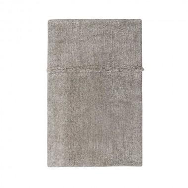 Alfombra Tundra gris, L