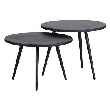 Set mesas auxiliares Suze